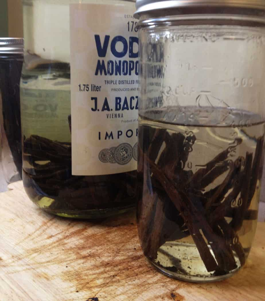 Making  Vanilla (With Gluten Free Option)