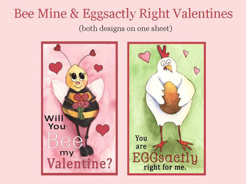 Bee-Mine-Valentine-Banner