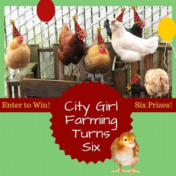 City GirlFarmingTurns Six