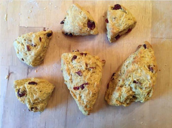 large-and-mini-scones