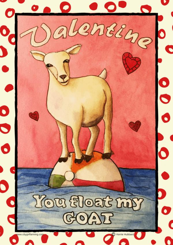 Goat Valentine