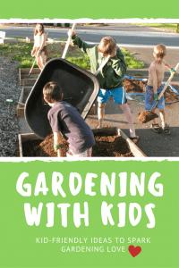 Themed Gardens for Kids