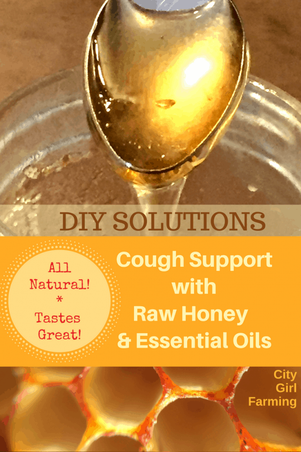 Honey and Essential Oils to Support Your Winter Health