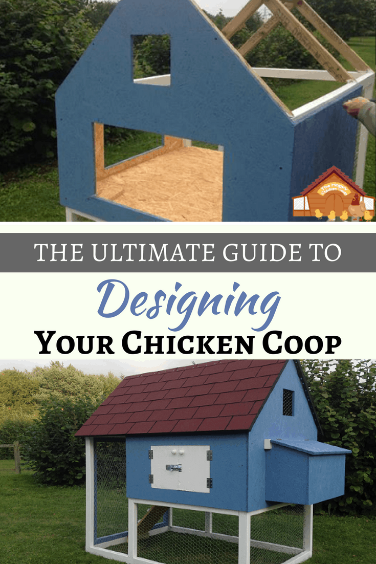 This ultimate guide to designing your chicken coop will walk you through how to design the perfect chicken coop; from building materials through to ventilation guidance I've got it all covered.